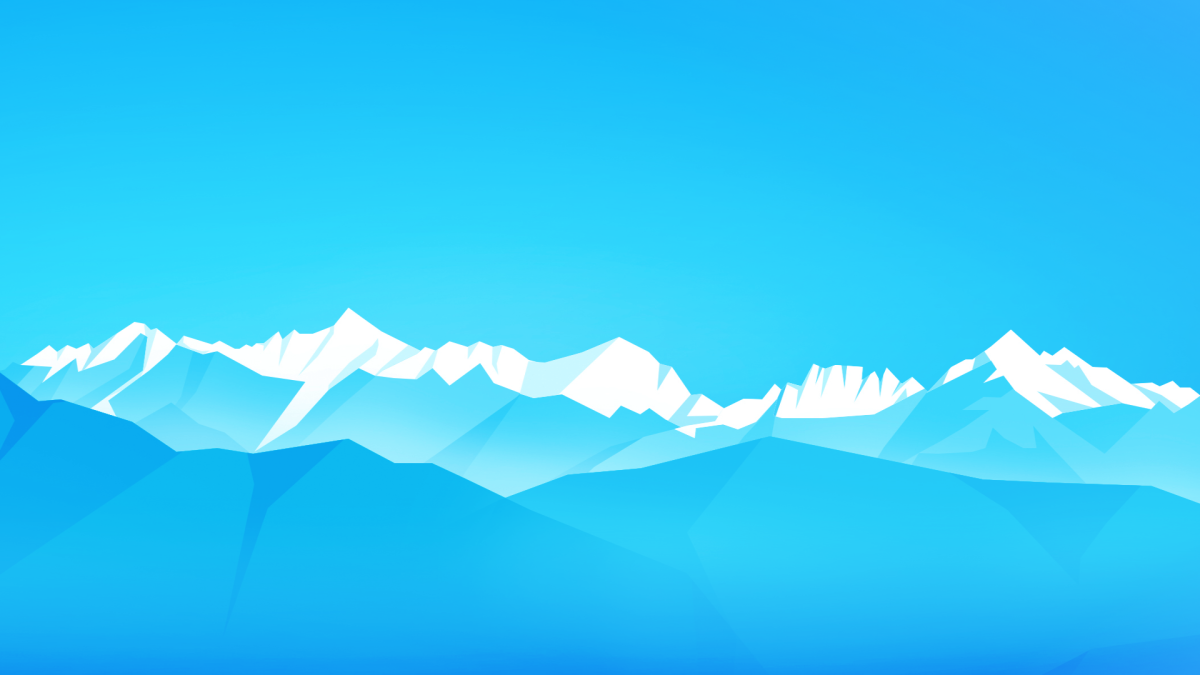 Cyan Mountains CIANDESIGN DEVIANT ART