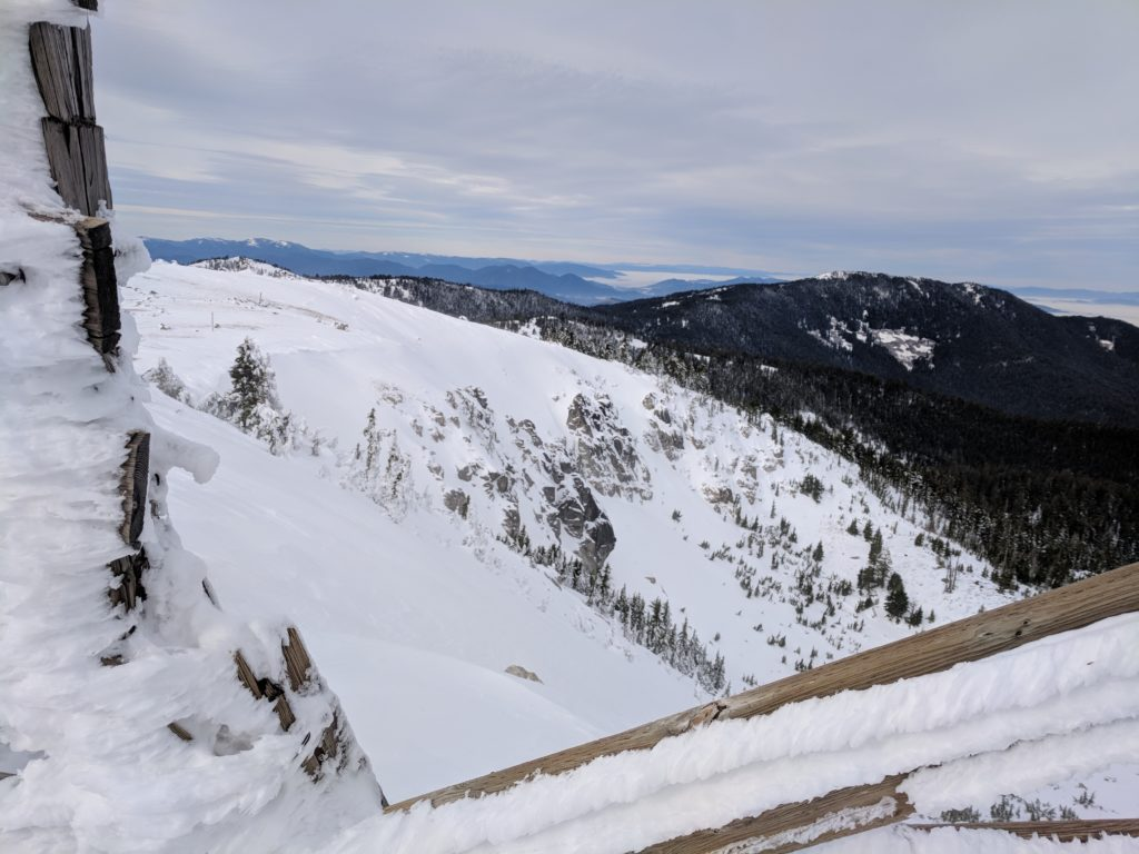 Mt Ashland Bowl